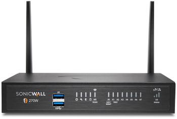 SonicWall TZ270W Network Security/Firewall Appliance - 02-SSC-7313