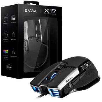 EVGA X17 Gaming Mouse
