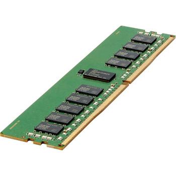 HPE 32GB DDR4 SDRAM Memory Module - For Server - 32 GB (1 x 32 GB) - DDR4-2933/PC4-23400 DDR4 SDRAM - 2933 MHz - CL21 - 1.20V - ECC - Registered - 288-pin - DIMM