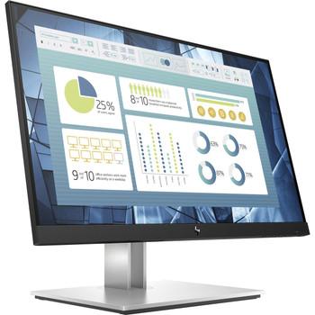 "HP E22 G4 21.5"" Full HD LED LCD Monitor - 16:9 - Black, Silver - 22"" Class"