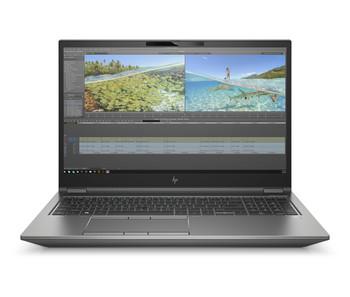 HP ZBook Fury 15 G7 W10P-64 W-10885M 256GB NVME 8GB (1x8GB) ECC DDR4 2666 15.6 FHD NVIDIA Quadro T1000 4GB NIC WLAN BT WWAN FPR Cam No-NFC