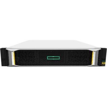 HPE MSA 2052 SAN Dual Controller SFF TAA-compliant Storage