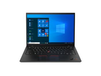 "Lenovo ThinkPad X1 Carbon Gen 9 20XW004RUS 14"" Touchscreen Ultrabook - WUXGA - 1920 x 1200 - Intel Core i7 i7-1185G7 Quad-core (4 Core) 3 GHz - 16 GB RAM - 512 GB SSD - Black"