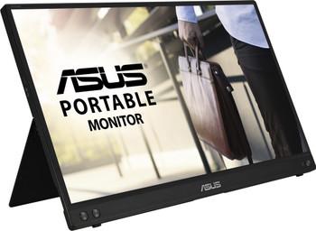"Asus ZenScreen MB16ACV 15.6"" LED LCD Monitor - 16:9 - Silver"