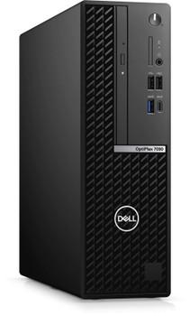 Dell OptiPlex 7000 7090 Desktop Computer - Intel Core i5 10th Gen i5-10505 Hexa-core (6 Core) 3.20 GHz - 16 GB RAM DDR4 SDRAM - 256 GB M.2 PCI Express NVMe 3.0 x4 SSD - Small Form Factor