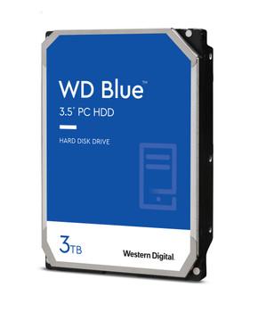 "WD Blue WD30EZAZ 3 TB Hard Drive - 3.5"" Internal - SATA (SATA/600)"