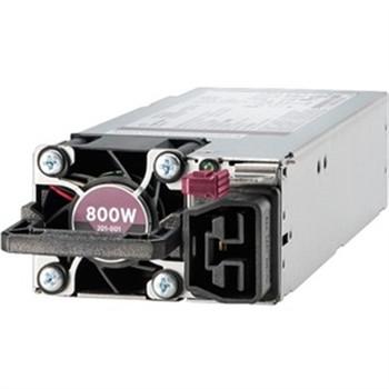 HPE 800W Flex Slot Platinum Hot Plug Low Halogen Power Supply Kit - P38995-B21