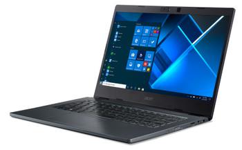 "Acer TravelMate P4 P414-51 TMP414-51-79NL 14"" Notebook - Full HD - 1920 x 1080 - Intel Core i7 i7-1165G7 Quad-core (4 Core) 2.80 GHz - 16 GB RAM - 512 GB SSD - Slate Blue"