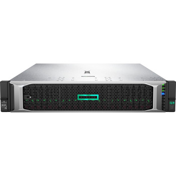 HPE ProLiant DL380 G10 2U Rack Server - 1 x Intel Xeon Silver 4208 2.10 GHz - 32 GB RAM - Serial ATA/600, 12Gb/s SAS Controller