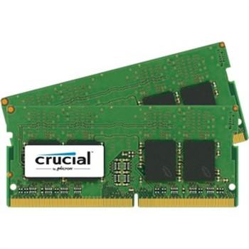 Crucial 8GB (2 x 4 GB) DDR4 SDRAM Memory Module