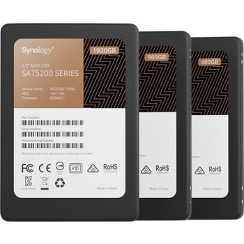 Synology SAT5200 SAT5200-480G 480 GB Solid State Drive