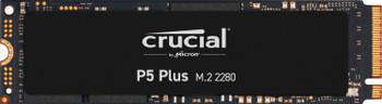 Crucial P5 Plus CT2000P5PSSD8 2 TB Solid State Drive - M.2 2280 Internal - PCI Express NVMe (PCI Express NVMe 4.0 x4)