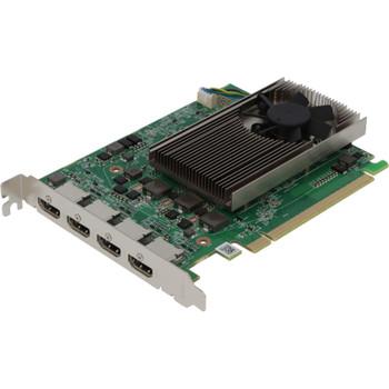 VisionTek AMD Radeon RX 550 Graphic Card - 4 GB GDDR5 - Full-height - 901459