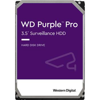 "WD Purple Pro WD121PURP 12 TB Hard Drive - 3.5"" Internal - SATA (SATA/600) - Conventional Magnetic Recording (CMR) Method"