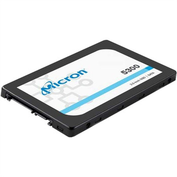 "Micron 5300 5300 PRO 1.88 TB Solid State Drive - 2.5"" Internal - SATA (SATA/600) - Read Intensive"