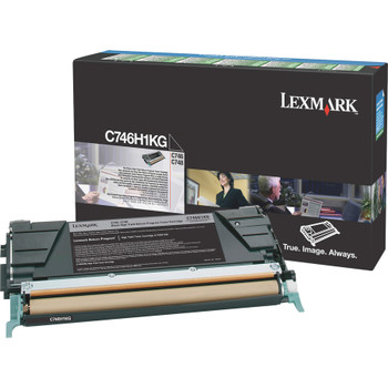 Lexmark Toner Cartridge - 12000 Pages - Black