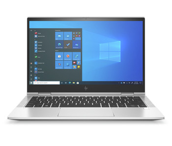 HP EliteBook x360 830 G8 W10P-64 i71185G7 256GB NVME 32GB 13.3 FHD Touchscreen No-NIC WLAN BT WWAN FPR