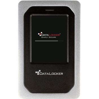 DataLocker DL4 FE 2 TB Portable Hard Drive - External - TAA Compliant