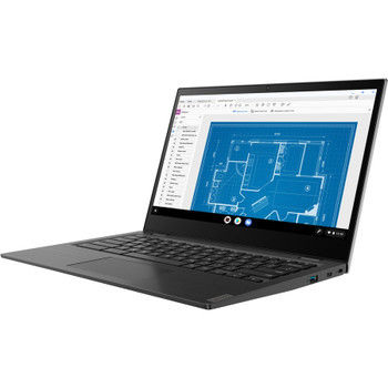 "Lenovo 14e Chromebook 81MHS03H00 14"" Chromebook - Full HD - 1920 x 1080 - AMD A-Series A6-9220C Dual-core (2 Core) 1.80 GHz - 4 GB RAM - 32 GB Flash Memory - Mineral Gray"