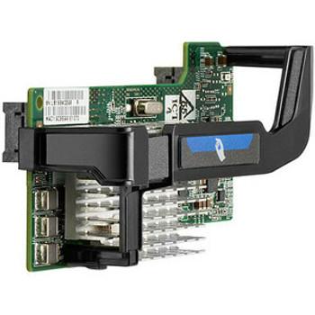 HPE FlexFabric 10Gb 2-Port 534FLB Adapter - Plug-in Card