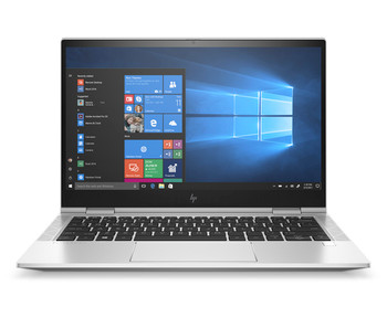 HP EliteBook x360 830 G7 W10P-64 i5-10210U 512GB NVME 16GB (1x16GB) DDR4 2666 13.3 FHD Touchscreen No-NIC WLAN BT FPR No-NFC