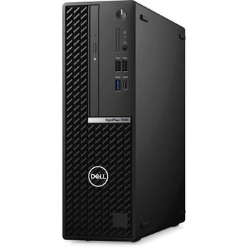 Dell OptiPlex 7000 7090 Desktop Computer - Intel Core i7 11th Gen i7-11700 Octa-core (8 Core) 2.50 GHz - 16 GB RAM DDR4 SDRAM - 256 GB M.2 PCI Express NVMe 3.0 x4 SSD - Small Form Factor
