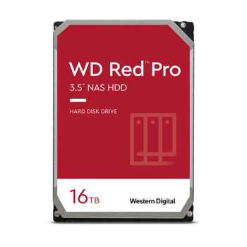 """WD Red Pro WD161KFGX 16 TB Hard Drive - 3.5"""" Internal - SATA (SATA/600)"""