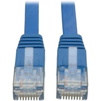 Tripp Lite 25ft Cat6 Gigabit Snagless Molded Patch Cable RJ45 M/M Blue 25'