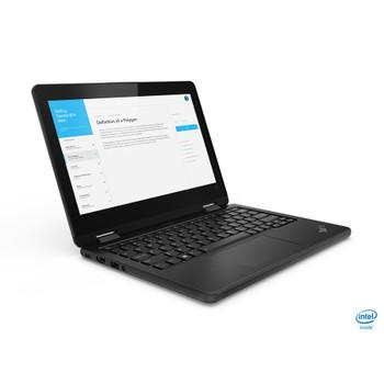 "Lenovo ThinkPad Yoga 11e 6th Gen 20SES0M800 11.6"" Touchscreen 2 in 1 Notebook - HD - 1366 x 768 - Intel Core M 8th Gen i5-8200Y Dual-core (2 Core) 1.30 GHz - 8 GB RAM - 128 GB SSD - Glossy Black"
