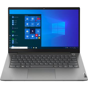 "Lenovo ThinkBook 14 G3 ACL 21A2009FUS 14"" Notebook - Full HD - 1920 x 1080 - AMD Ryzen 3 5300U Quad-core (4 Core) 2.60 GHz - 16 GB RAM - 256 GB SSD - Mineral Gray"