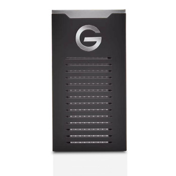 SanDisk Professional G-DRIVE SDPS11A-002T-GBANB 2 TB Portable Rugged Solid State Drive - M.2 2280 External