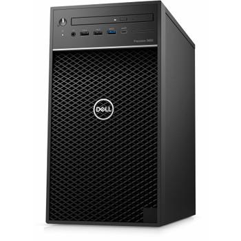 Dell Precision 3000 3650 Workstation - Intel Core i7 Octa-core (8 Core) i7-10700 10th Gen 2.90 GHz - 16 GB DDR4 SDRAM RAM - 512 GB SSD - Tower