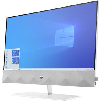 "HP Pavilion 27-d0000 27-d0080 All-in-One Computer - Intel Core i7 10th Gen i7-10700T Octa-core (8 Core) 2 GHz - 16 GB RAM DDR4 SDRAM - 1 TB M.2 PCI Express NVMe 3.0 SSD - 27"" Full HD 1920 x 1080 Touchscreen Display - Desktop - Refurbished"