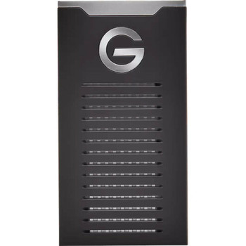 SanDisk Professional G-DRIVE SDPS11A-500G-GBANB 500 GB Portable Rugged Solid State Drive - M.2 2280 External