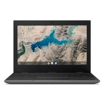"""Lenovo 100e Chromebook 2nd Gen 82Q30003US 11.6"""" Chromebook - HD - 1366 x 768 - Octa-core (ARM Cortex A73 Quad-core (4 Core) + Cortex A53 Quad-core (4 Core) 2 GHz) - 4 GB RAM - 32 GB Flash Memory - Black"""