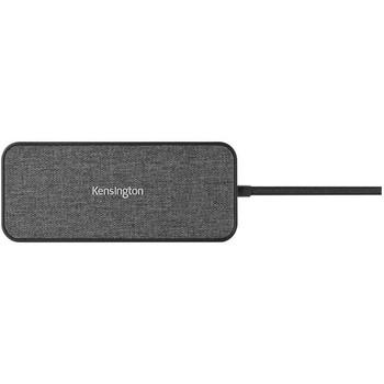 Kensington Docking Station - 4K - 3840 x 2160 - USB Type-C - Wired - Portable