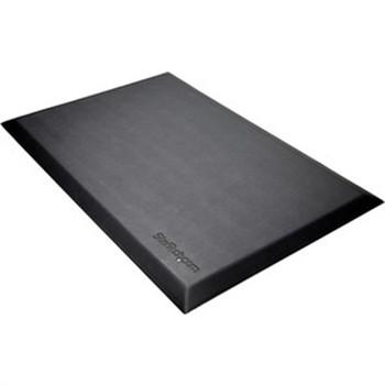 "StarTech.com Anti-Fatigue Mat for Standing Desk - Ergonomic Mat for Sit Stand Work Desk - Large 24"" x 36"" - Non-Slip - Cushioned Floor Pad"