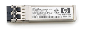 HPE Storage MSA 2040 8Gb Short Wave Fibre Channel SFP+ 4-pack