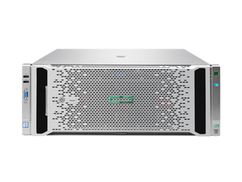HPE ProLiant DL580 Gen9 E7-8890v3 4P 2.5GHz 256GB Server