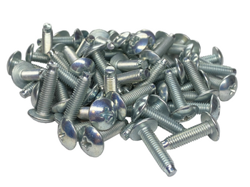 RackGold® 10-32 Rack Screws 50-Pack