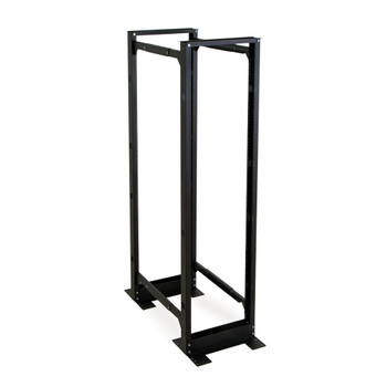 45U 4-Post Adjustable Rack