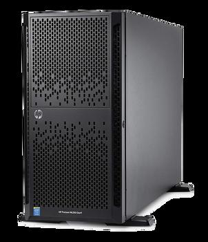 HPE ML350 Gen9 8C E5-2620v4 2.10GHz 16GB-R 8SFF P440ar 500W