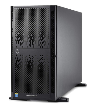 HPE ML350 Gen9 10C E5-2630v4 2.2GHZ 2P 32GB P440ar 8SFF RPS
