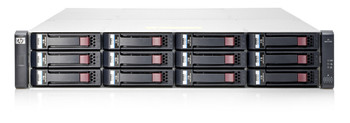 HPE MSA 1040 2-port SAS DC 12 x LFF Storage Array