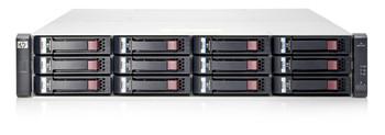 HPE MSA 1040 2-port SAS DC 12 x LFF Storage Array