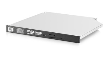 HPE Gen9 9.5mm SATA DVD-RW JackBlack Optical Drive