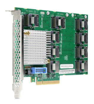 HPE DL38X Gen10 12Gb SAS Expander Card Kit with Cables