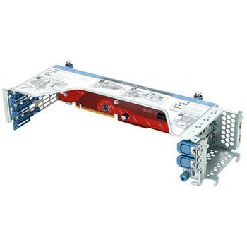 HPE DL Gen10 x8/x16/x8 Riser Kit