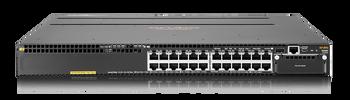 HPE Aruba 3810-24G-PoE+ w/1 SLT Mananged Switch