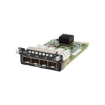 HPE Aruba Stackable 4P 10GbE SFP+ Module